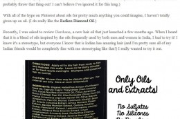 15 Minute Beauty Fanatic Article