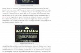 Beauty Info Zone Darshana review