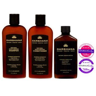 Darshana natural hair products combo