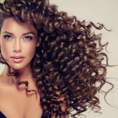 Curly Darshana Model